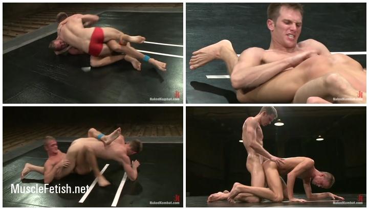 Shane Erickson vs Jake Woods - Gay Wrestling