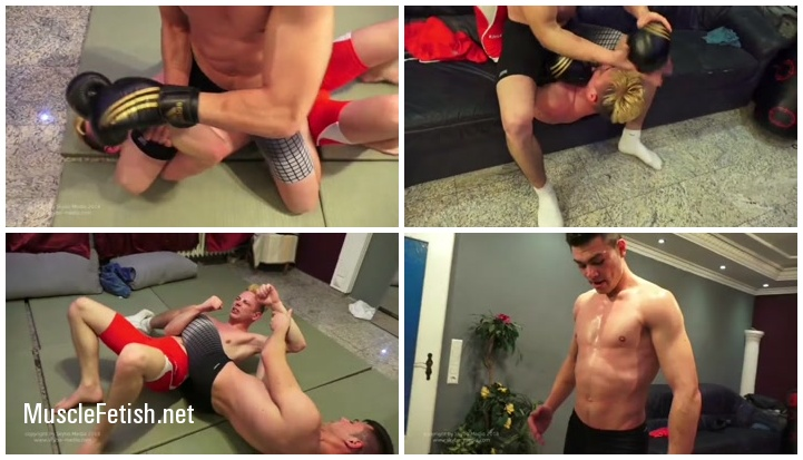 Skybo wrestling - Muscle Masters Part 9