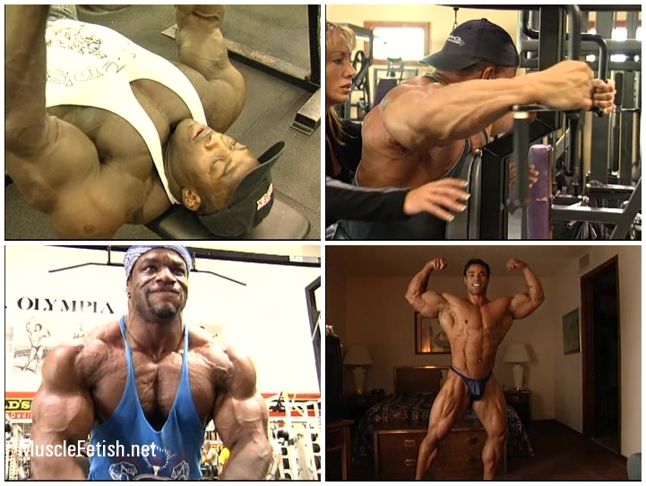 Softcore bodybuilding - Muscular Battle for the Olympia 2001