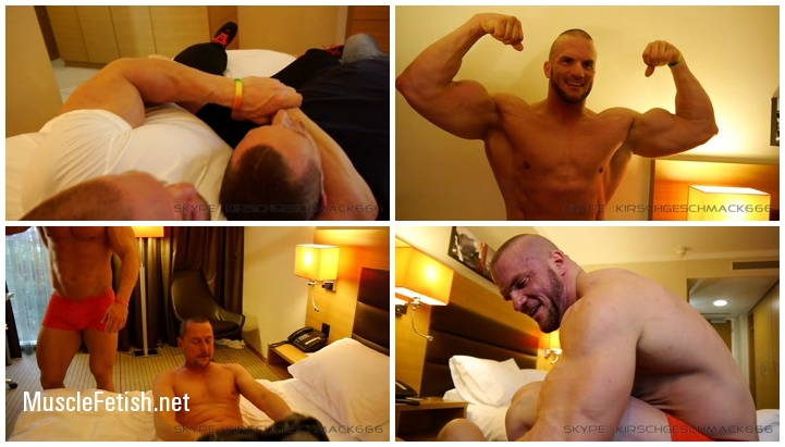 Stephan Moon - Lift and Carry Hotel Wrestling
