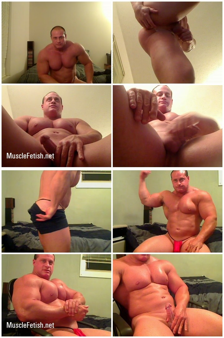 StonehengeXXL - Hot Muscle Guy XXX - Webcam Archive Footage