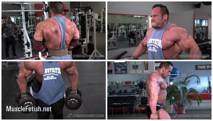 Strengthnet - Bodybuilder Shawn Smith