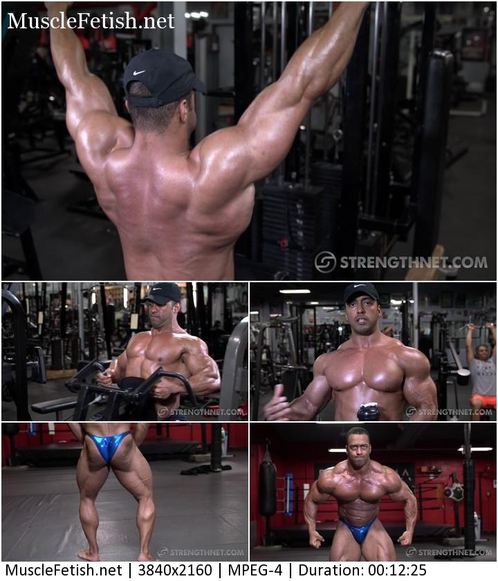 Strengthnet video - Christian Salcedo Photoshoot 2017