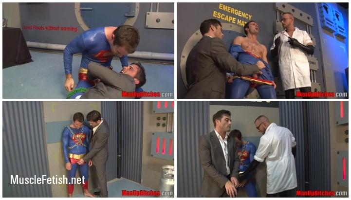 Superman Recaptured - Clark Kent vs Evil Doctor