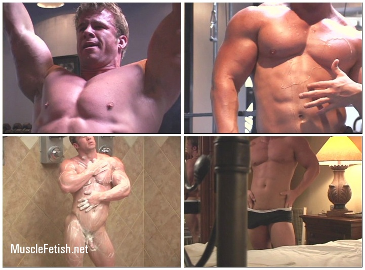 The Big D - Bodybuilder Mark Dalton Photo Shoot