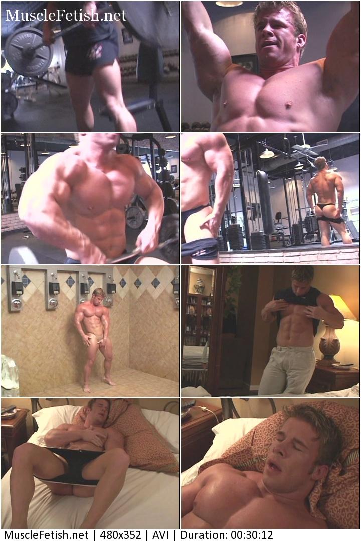 The Big D - Hot Bodybuilder Mark Dalton - Photo Shoot from XCO Media