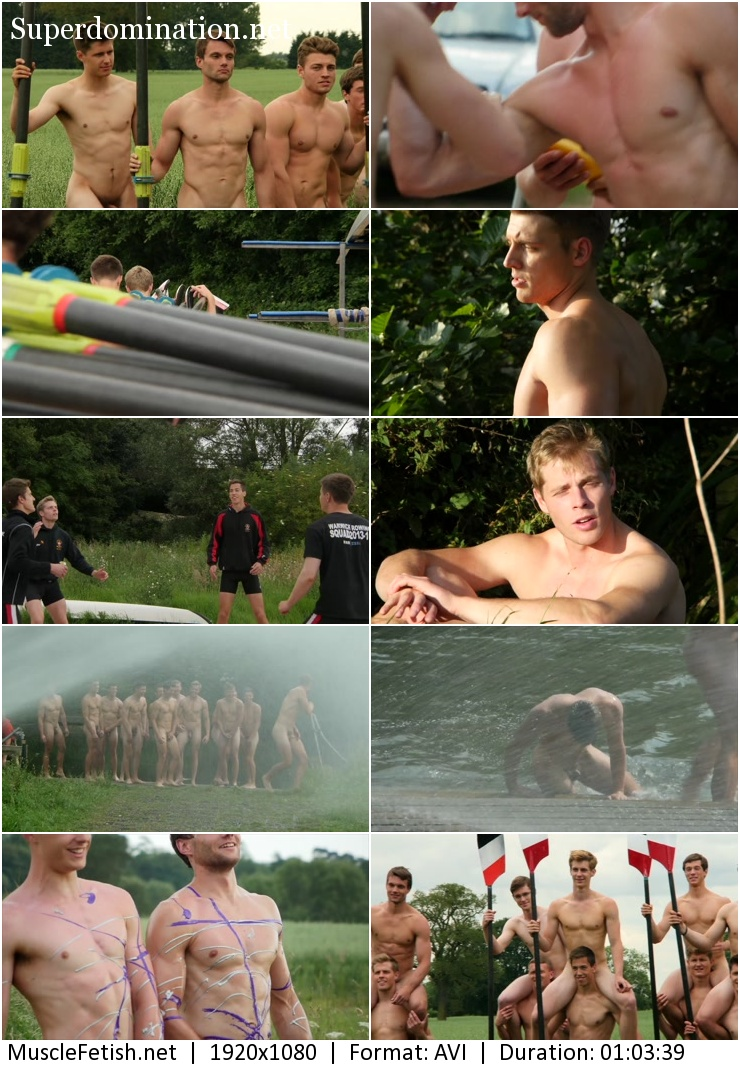 The Making of the Warwick Rowers - Calendar 2015