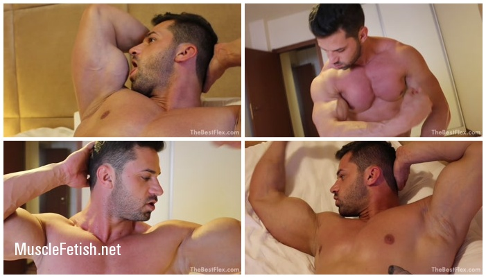 TheBestFlex - Adonis - Bedroom Flexing (HD)