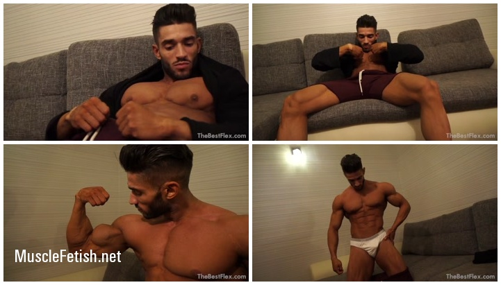 TheBestFlex - Bodybuilder Mauro - Private Flex Show