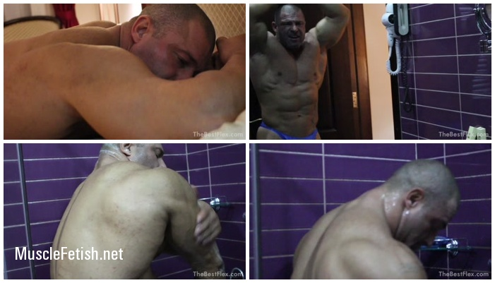 TheBestFlex - Bodybuilder Oigan - Relax And Shower (HD)