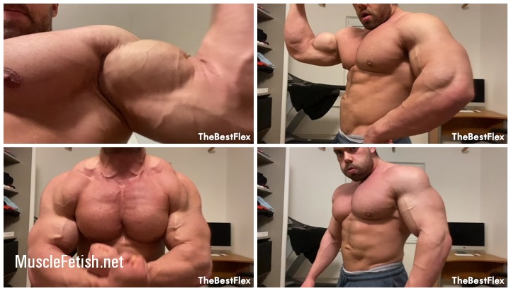 TheBestFlex - Bodybuilder Zeecko - Totally Massive Muscles