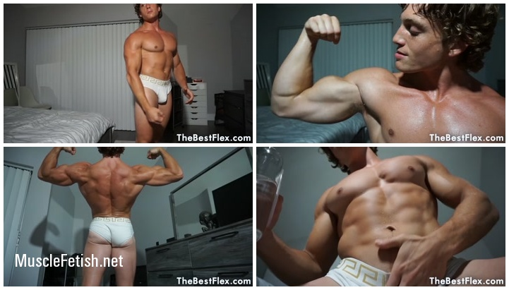 TheBestFlex - Caleb Sky - Young Stud Puts You In Your Place
