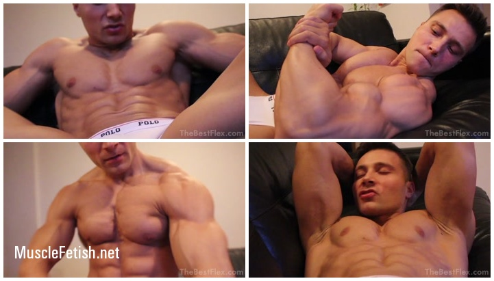 TheBestFlex - Muscle Beach - private flexing fantasy (HD)