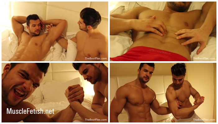 TheBestFlex - Muscle Brothers - Bedroom