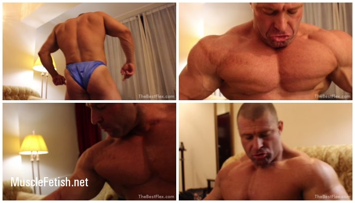 TheBestFlex - Oigan - Private Flex Show Part 2 (HD)