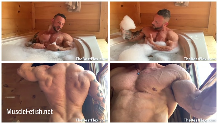 TheBestFlex - Peter Russell - Muscle cabin experience (HD)