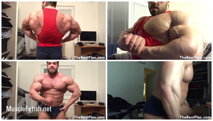 TheBestFlex - Zeecko Love Muscle Truly Huge Muscle God