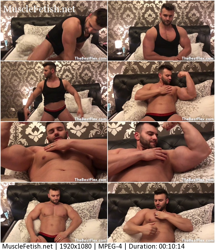 TheBestFlex video - Muscular Cockyboy - Christmas Came Early - Free Gift