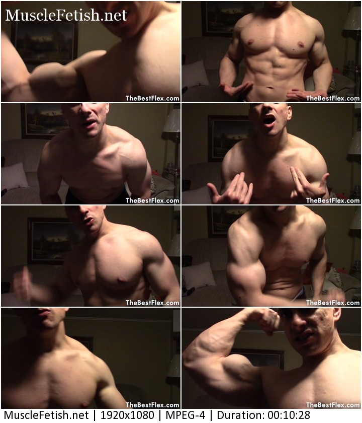 TheBestFlex video - Total Muscle Takeover from Tony D