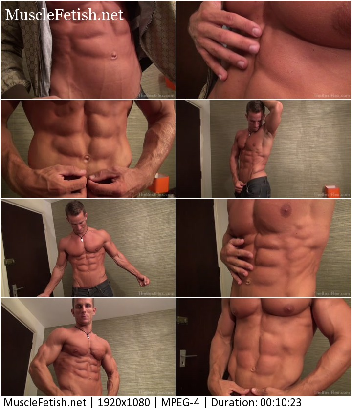 TheBestFlex video - bodybuilder Jakub Stefano Amazing Abs