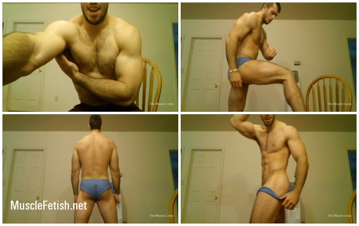 TheMuscleCorp Video - Muscle Hunk Worship