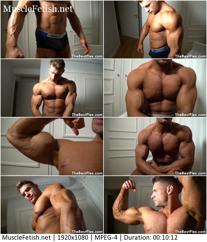 Tom H - sexy muscle guy from TheBestFlex