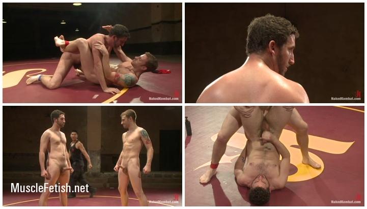 Tony Hunter vs Sebastian Keys - Gay Wrestling