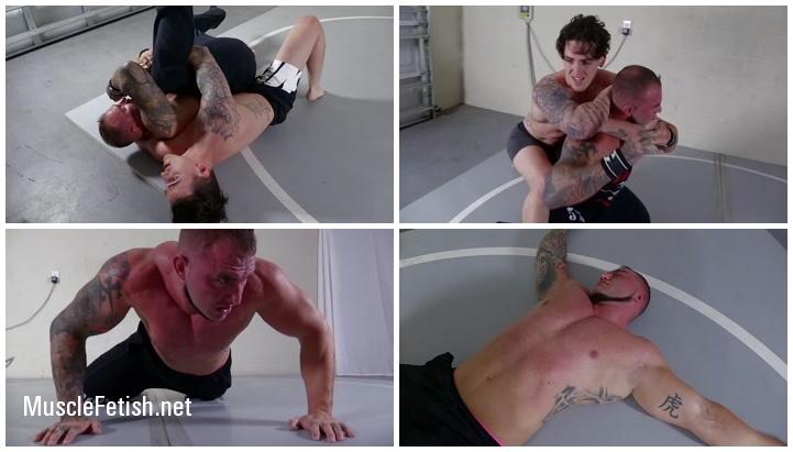 Underground Wrestler - Bully Beatdown - Marco Vs Bull