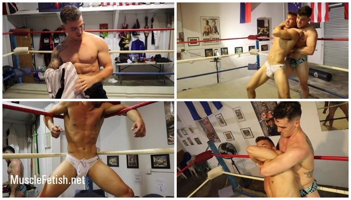 Underground Wrestler - Marco Vs Kasee