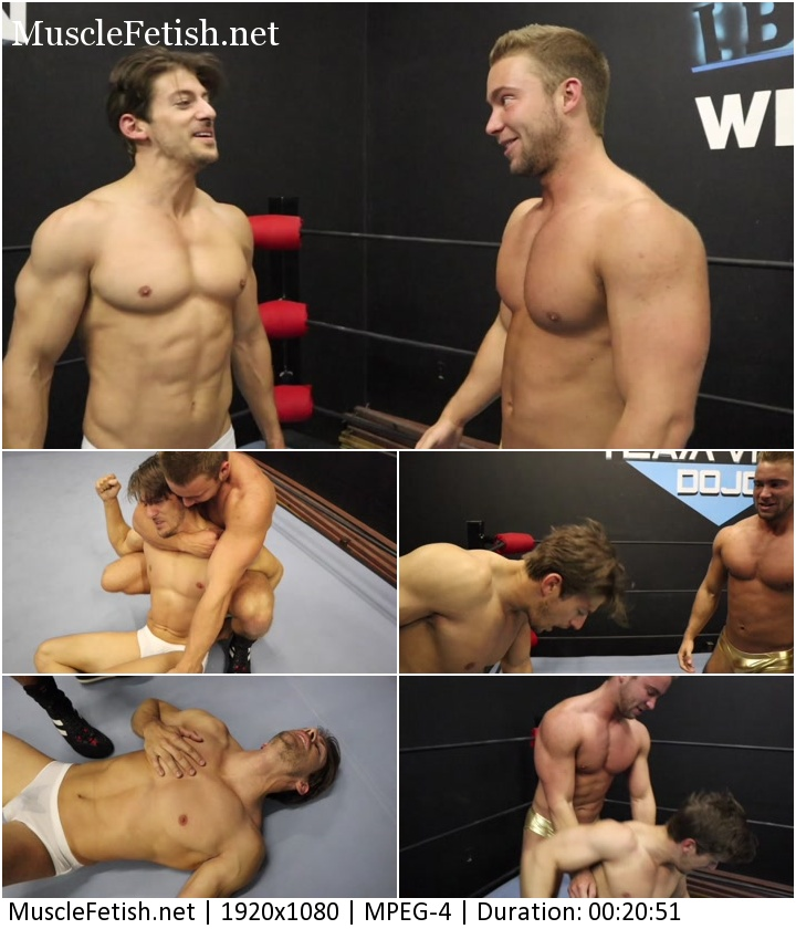 UndergroundWrestler video - Cena vs Zman - Perfect Pecs (HD)
