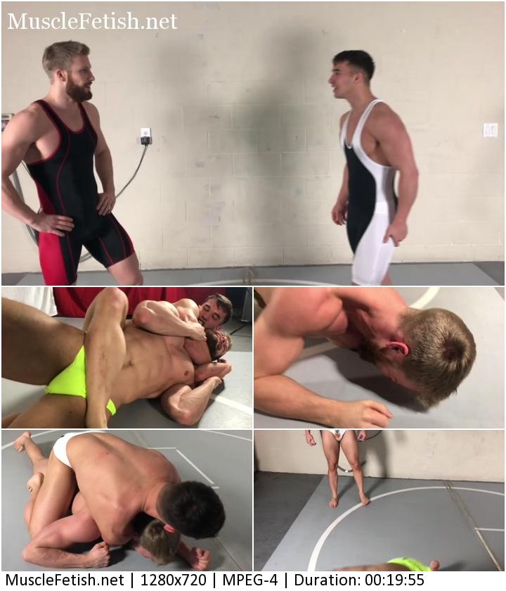 UndergroundWrestler video - Chase vs Kasee - Singlets (HD)