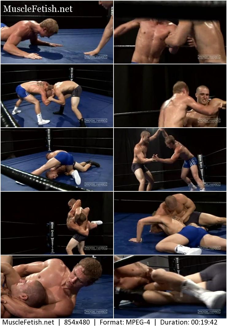 Video - Rock Hard Wrestling (RHW) - Travis Storm vs Max Powers (2 Rounds)