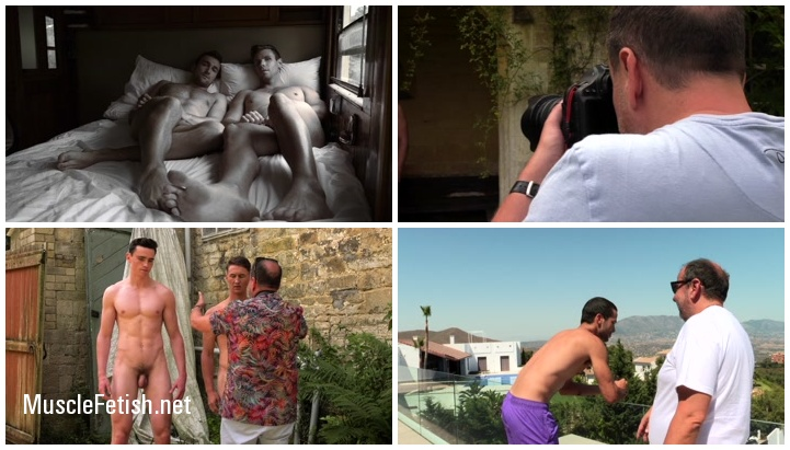 Warwick Rowers 2019 - Holiday Preview Film 4k (twins Alex and Sebastian and other models)