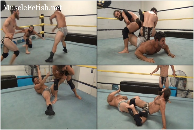 Wrestler4Hire - Zach Altovito vs Zach Reno & Matt Blakewood