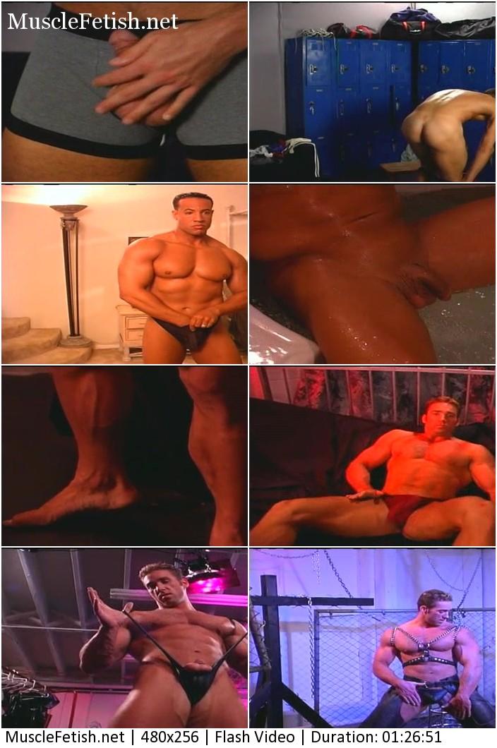 Young Bodybuilder Billy Herrington - The Director's Cut XXX