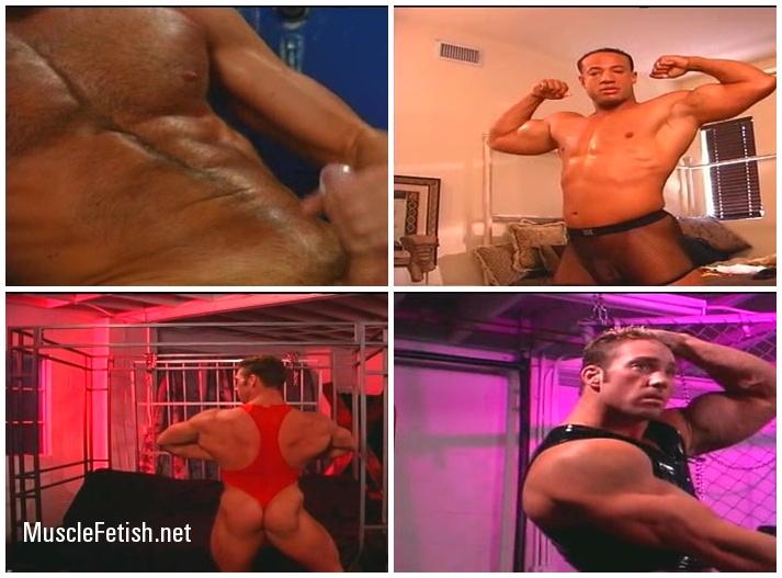 Young Bodybuilder Billy Herrington - The Director's Cut