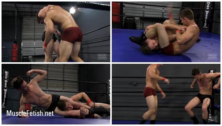 Young Wrestler Ethan Andrews (aka Axel) vs Rex Bedford