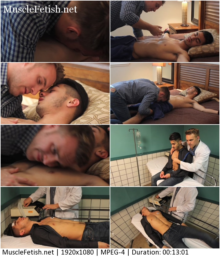 male erotism video - Film911 - Diego with Dr.Smith (HD)