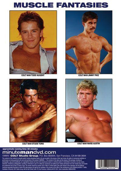 vintage erotica muscled guys