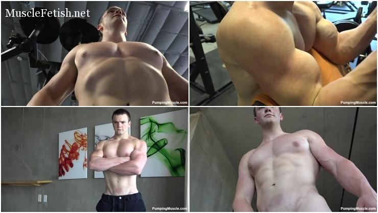muscle model Earl S Photo Shoot 1