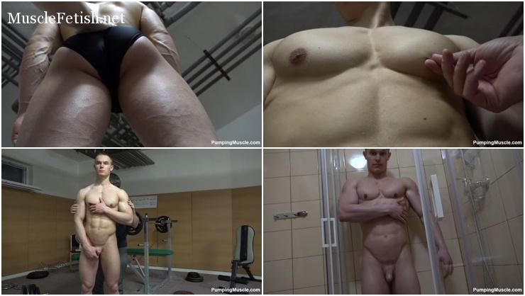 muscle model Mason R Photo Shoot part 2